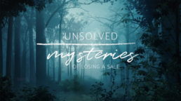 unsolved mysteries ebook cover