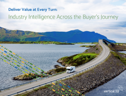 ebook Deliver Value at Every Turn: Industry Intelligence Across the Buyer's Journey 2021