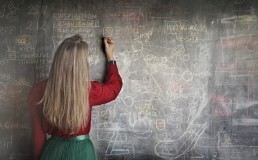 math blackboard trust equation
